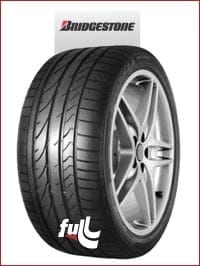 PNEU BRIDGESTONE 225/50 R17 RUN FLAT