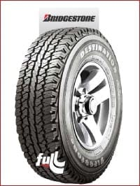 PNEU BRIDGESTONE 235/75 R15 DESTINATION
