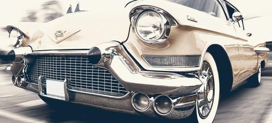 Cuidados com os pneus de veículos clássicos!