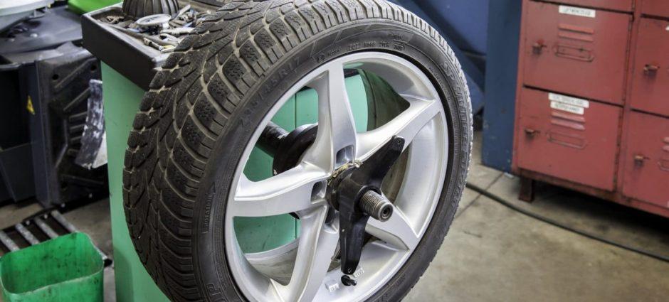 O que acontece com os pneus em acidentes?
