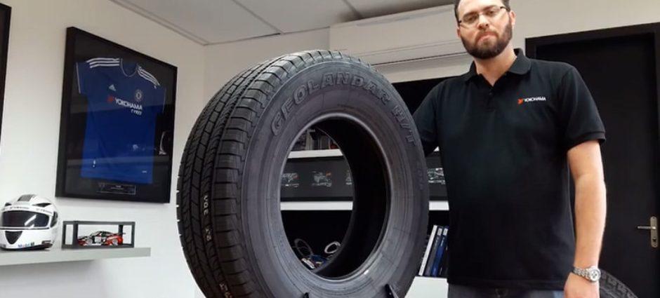 Yokohama Brasil explica para que servem os pneus M+S