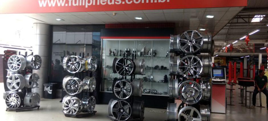 Full Pneus, o seu Centro Automotivo Especializado!
