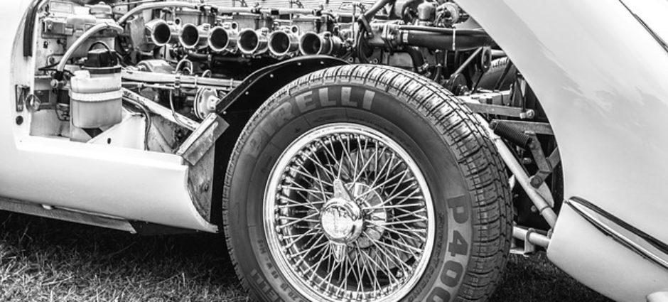 Quais são as principais funções dos pneus?