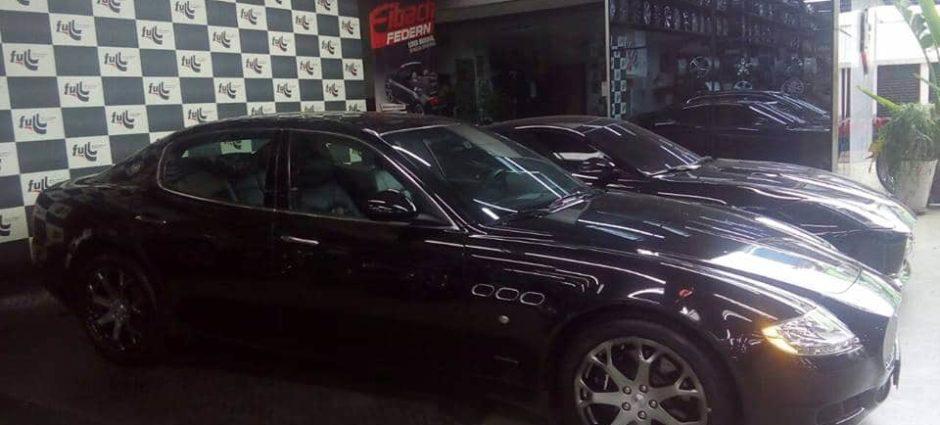 Full Pneus – Maior Centro Automotivo da América Latina