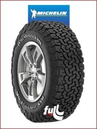 PNEU MICHELIN 215/75 R15 ALL TERRAIN