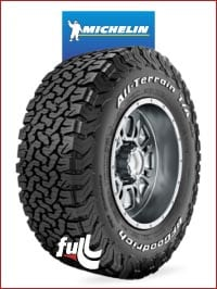 PNEU MICHELIN 235/70 R16 ALL TERRAIN