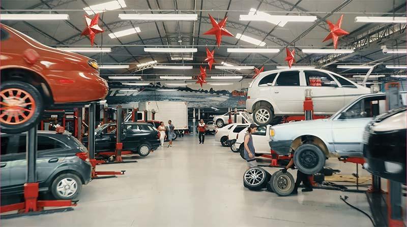 Centro Automotivo Full Pneus