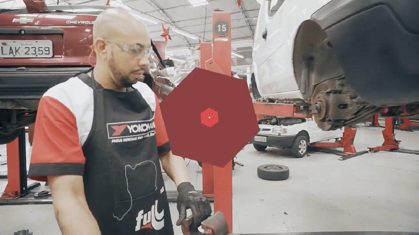 manutenção de amortecedor full pneus rj