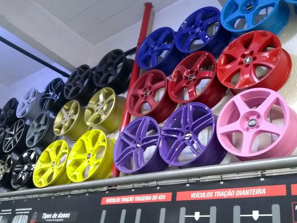 centro automotivo full pneus rj