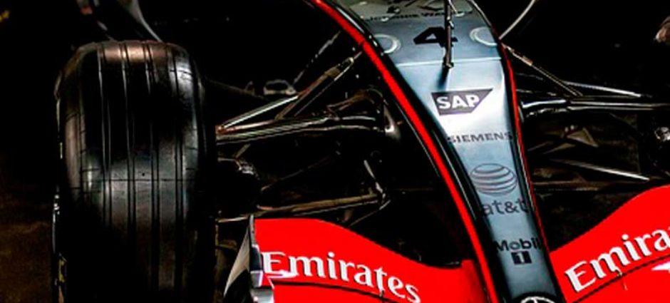Fórmula 1 – Pneus com uma Alta Tecnologia!