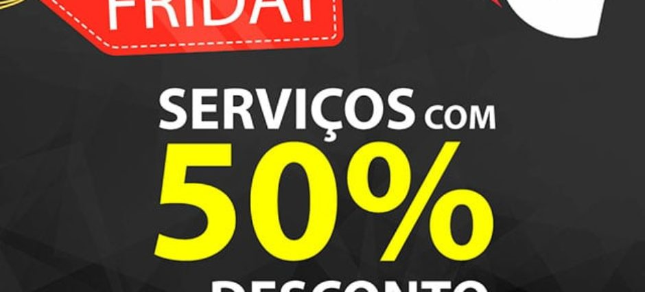 Black Friday é na Full Pneus!