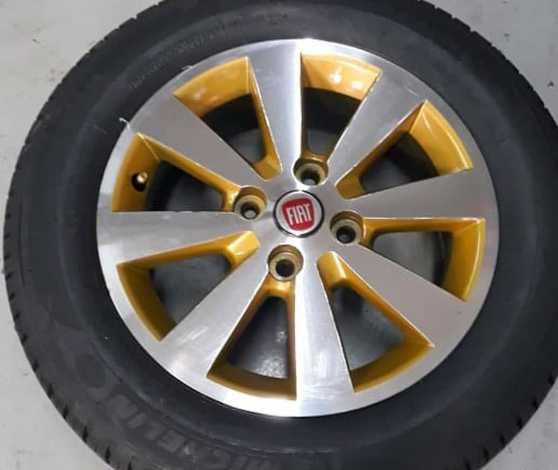 rodas diamantadas