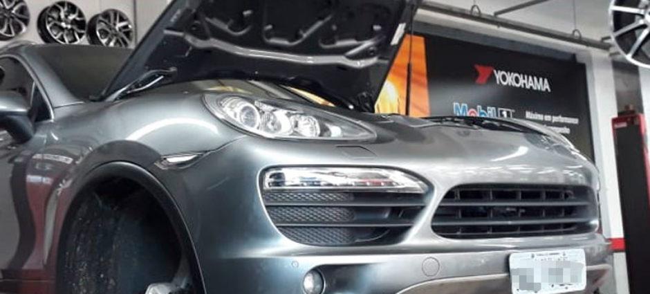 Serviços Automotivos – Porsche Cayenne 2012 v8