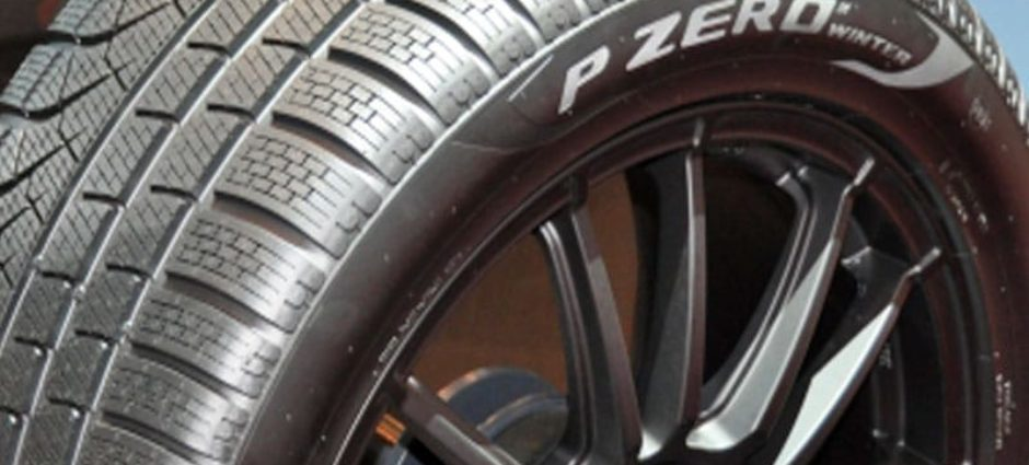 Pirelli – Lançamento do Pneu P Zero Winter