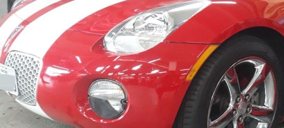 Pontiac Solstice – Reprogramação de Módulo do Sistema