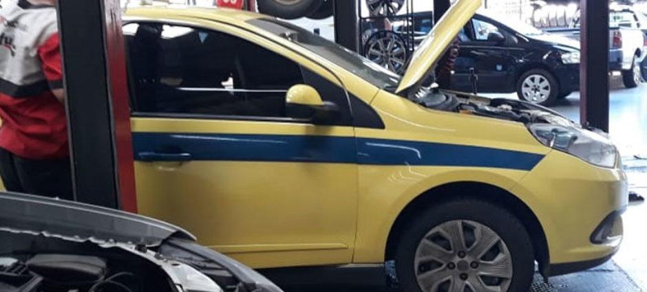 Carga de Gás em Ar Condicionado Automotivo – Full Pneus