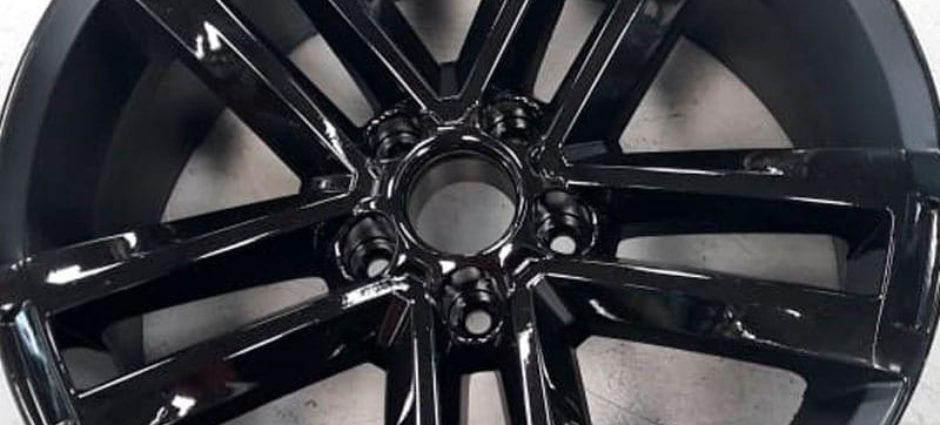 Recuperação de Rodas – Automóvel Honda Civic