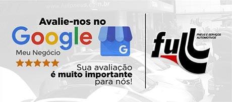 Avaliação Google