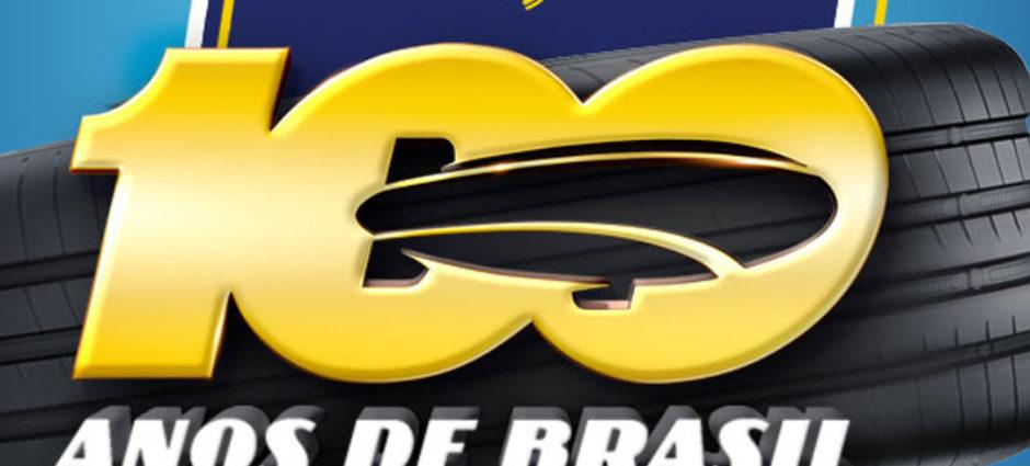 Goodyear: 100 Anos de Inovação no Brasil!