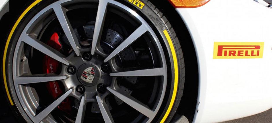 Pirelli – Pneus com Desempenho Comprovado no RJ!