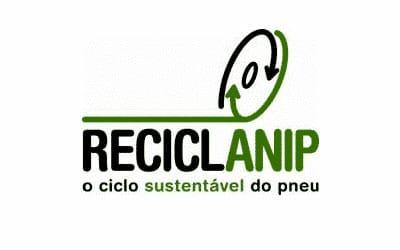 reciclanip programa de descarte de pneu