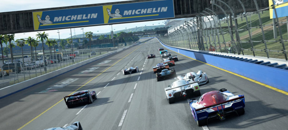 Michelin se torna parceira oficial do jogo Gran Turismo!