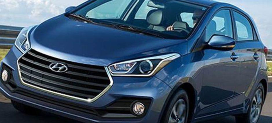 Hyundai HB20 já é um dos usados mais vendidos no Brasil!
