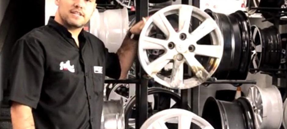 Serviço de Recuperação de Rodas – Toyota Etios