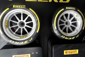 Pirelli finaliza o primeiro teste dos pneus de 18 polegadas