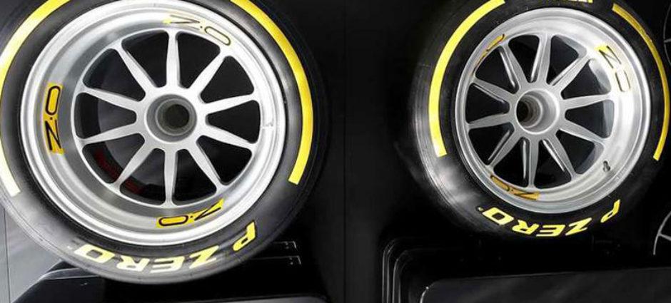 Pirelli finaliza o primeiro teste dos pneus de 18 polegadas!