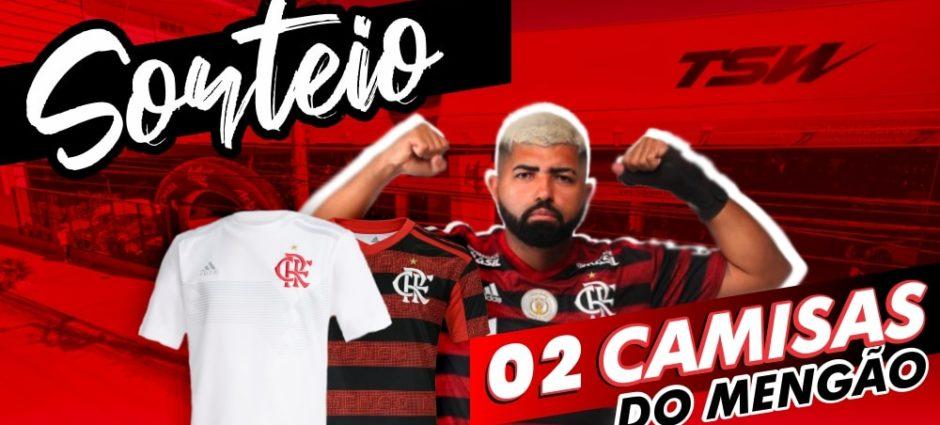 Participe desta super promoção e concorra a uma camisa oficial do Flamengo!