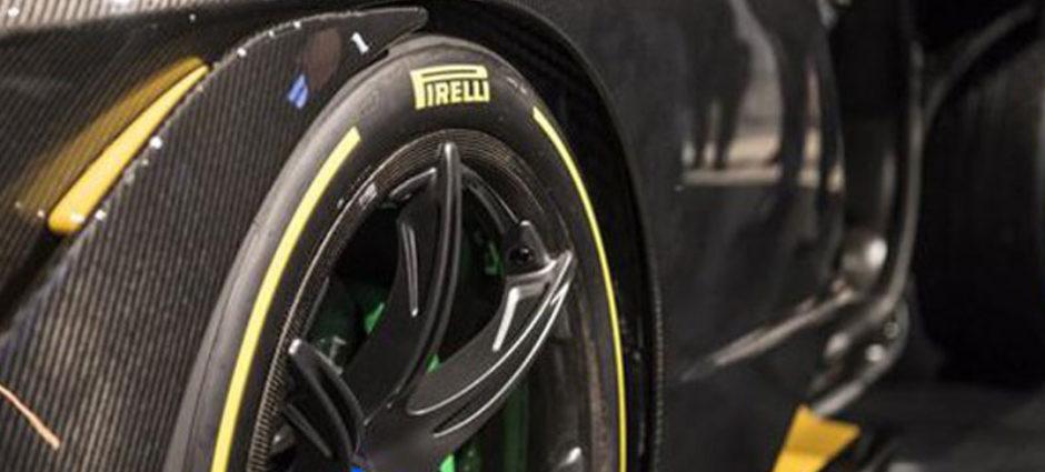 Pneus Pirelli – Garantia de Desempenho nas Pistas!