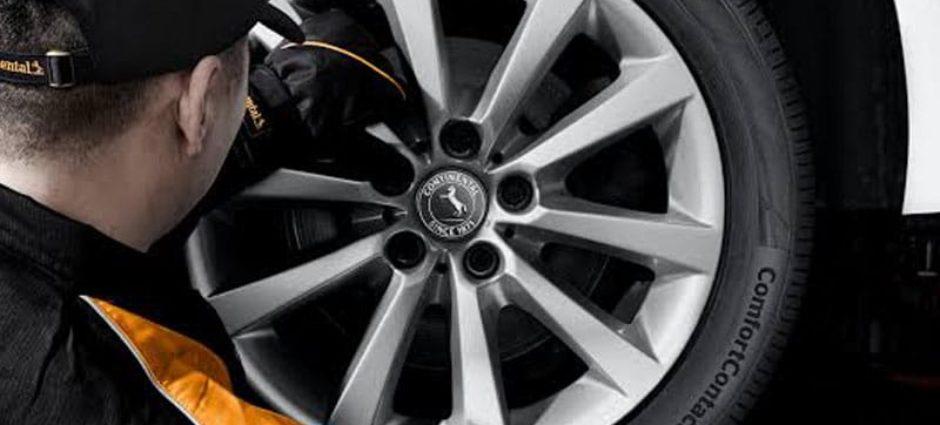 Continental – Pneus Diferenciados para o Seu Carro!