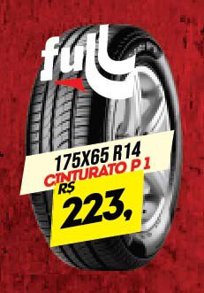 Pneu Pirelli 175X65R14 Cinturato P1