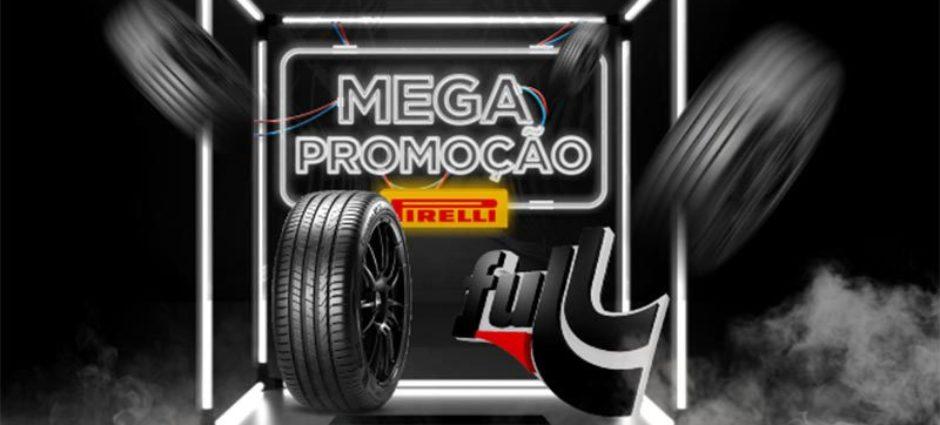 Mega Promoção Pneus Pirelli: Melhores Preços do Brasil!