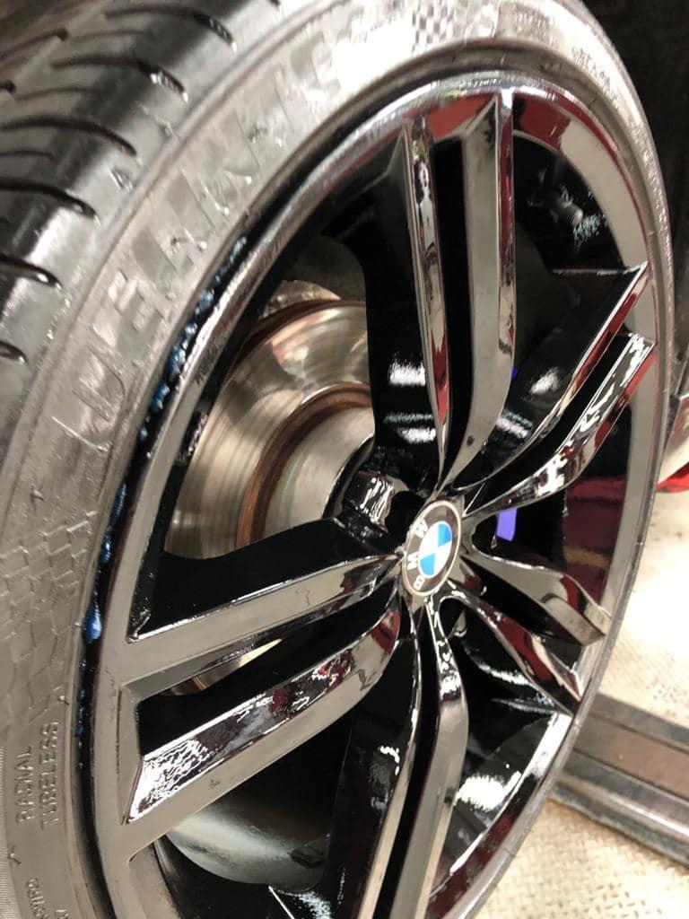 BMW Revitalização de Rodas