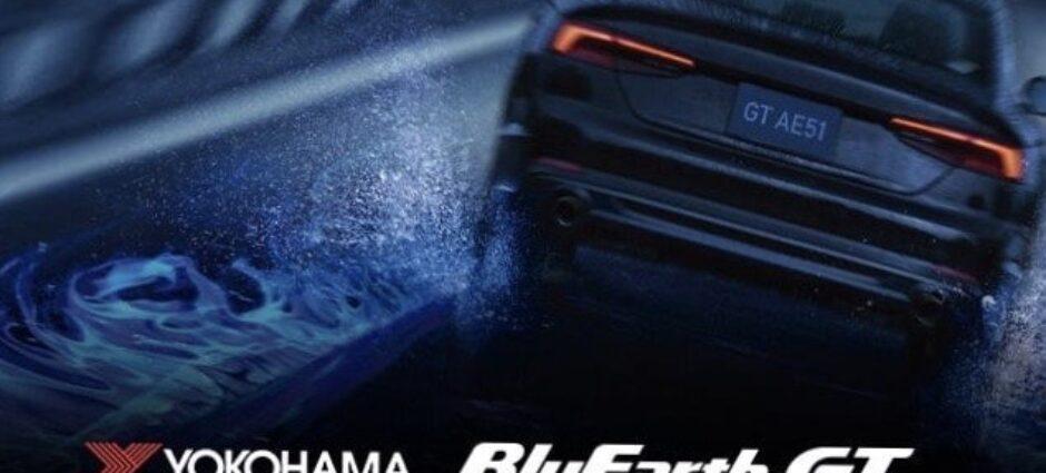 Lançamento Pneu Yokohama BluEarth – GT AE51