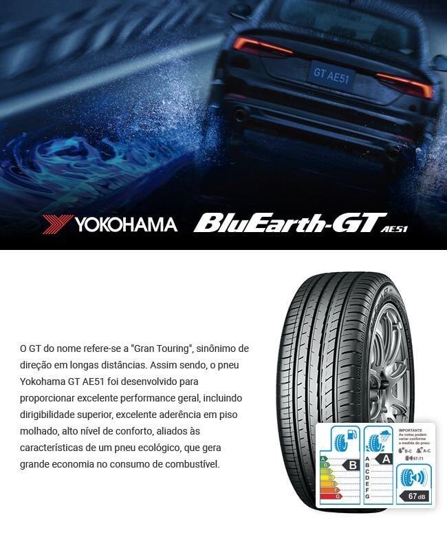 Lançamento Pneu Yokohama BluEarth