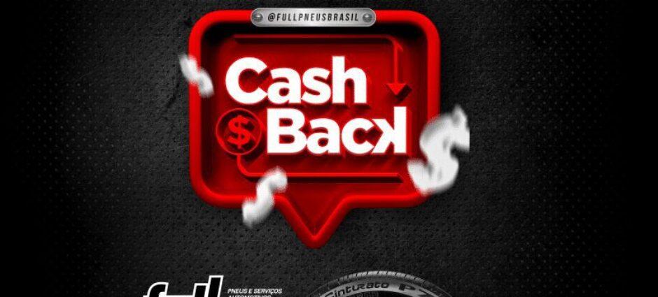 Cashback Full Pneus: Não perca esta Super Promoção!