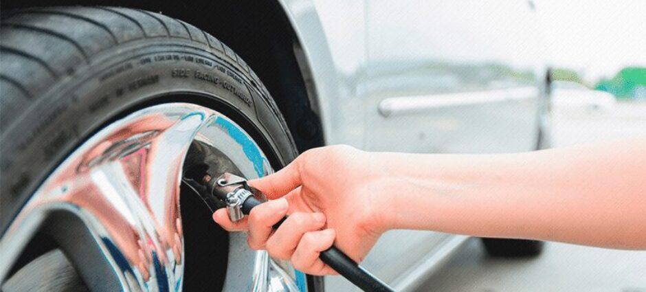 Calibragem correta ajuda na durabilidade do pneu?