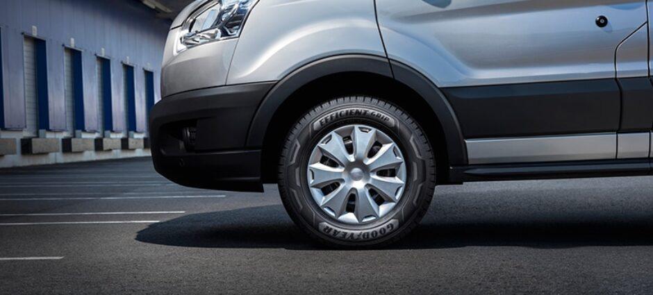 Goodyear Cargo Marathon 2: O pneu ideal para sua van