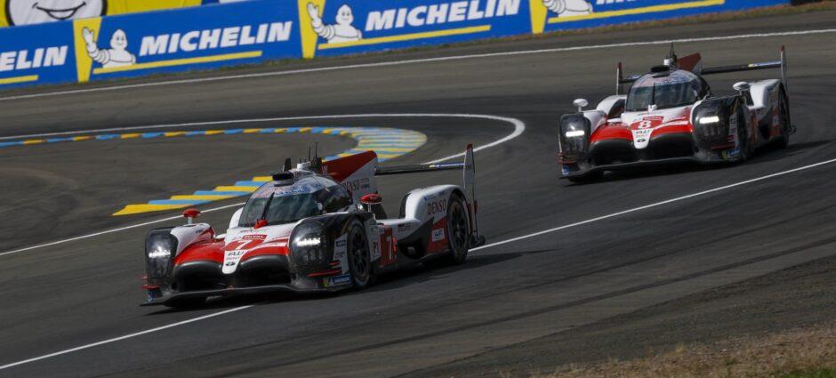 Michelin Pilot Sport x 24 horas Le Mans