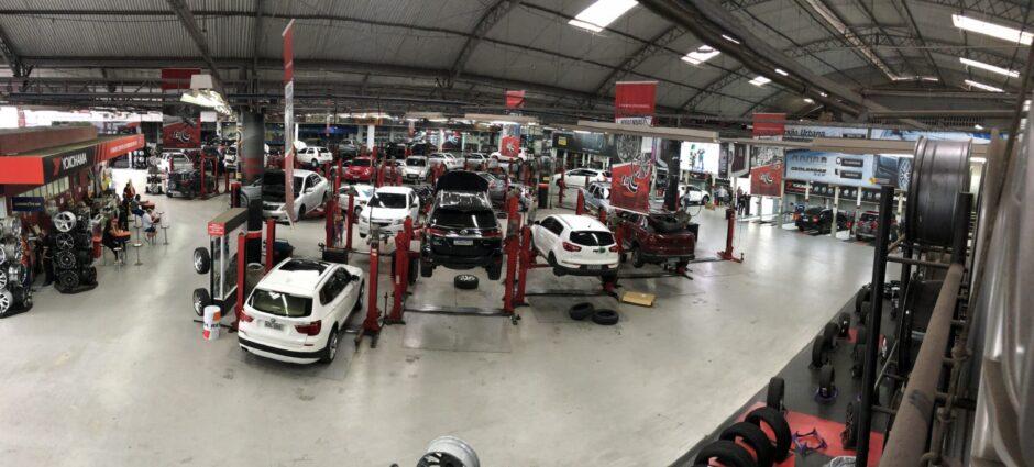 Full Pneus: Um Centro Automotivo Completo