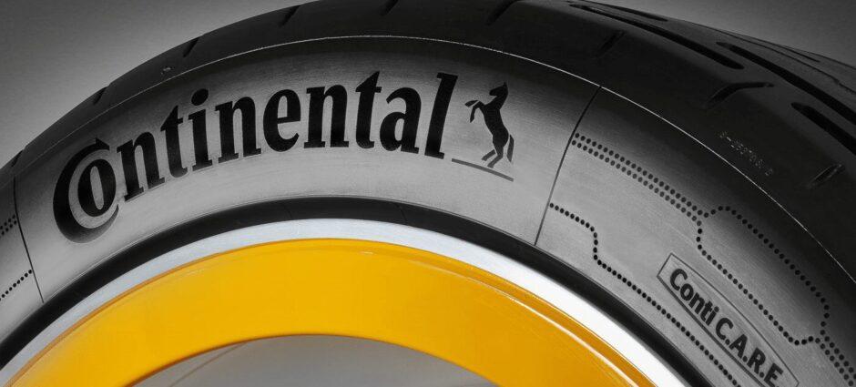 Pneus Continental: Conforto e segurança garantidos!