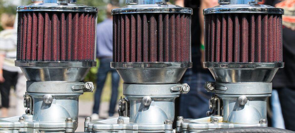 Quais são os sinais de desgaste do filtro de ar?