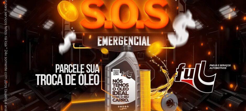 SOS Full Pneus – Conheça essa Promoção