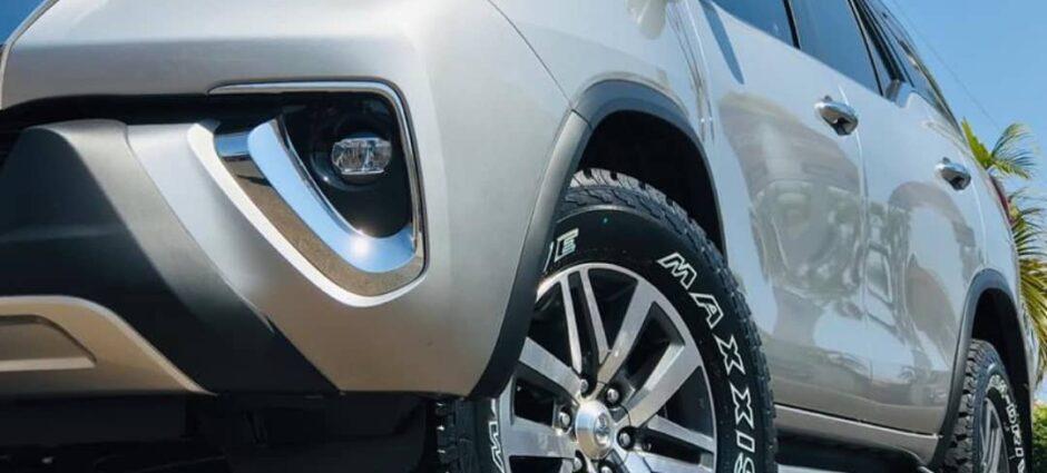 Conhece os pneus Maxxis?