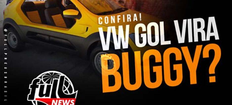 Gol vira Buggy? confira essa novidade!