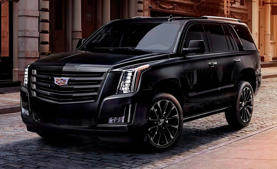 The Escalade Sport Edition is a bold new look for those who aren