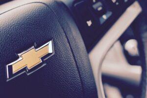As principais medidas de pneus da Chevrolet